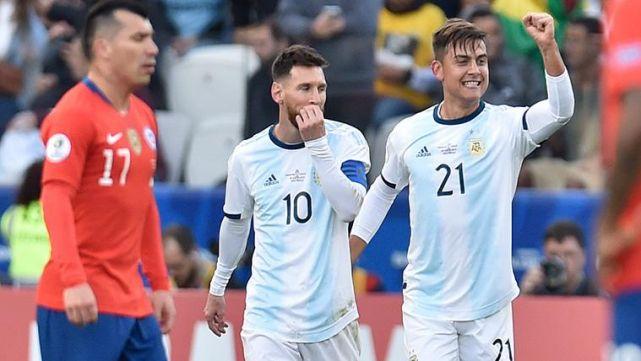 Messi vuelve a la Selección y Dybala otra vez convocado por Scaloni