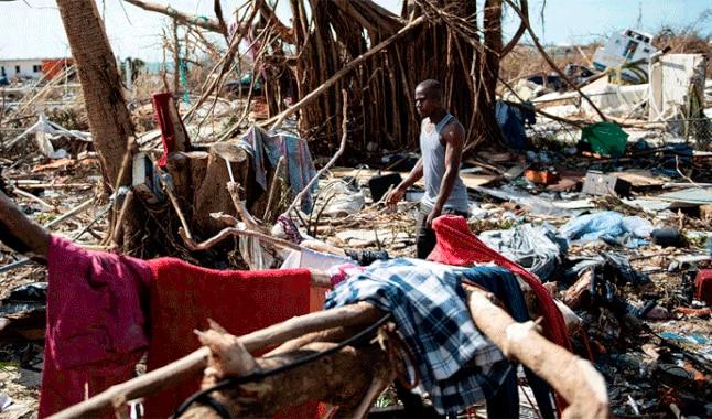 Dorian provocó al menos 43 muertos en Bahamas y ahora va hacia Canadá