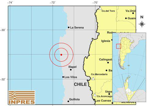 Sismo chile inpres 16 01 2020