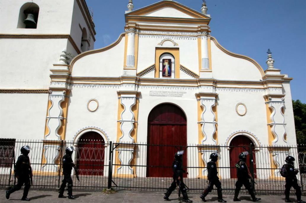 Nicaragua: dos jóvenes perdieron la vida tras una represión policial