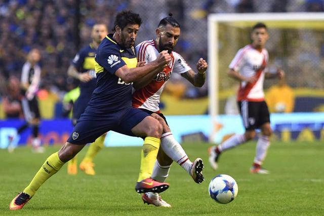 Con gol de Benedetto, Boca le gana a River en la Superfinal de la Libertadores