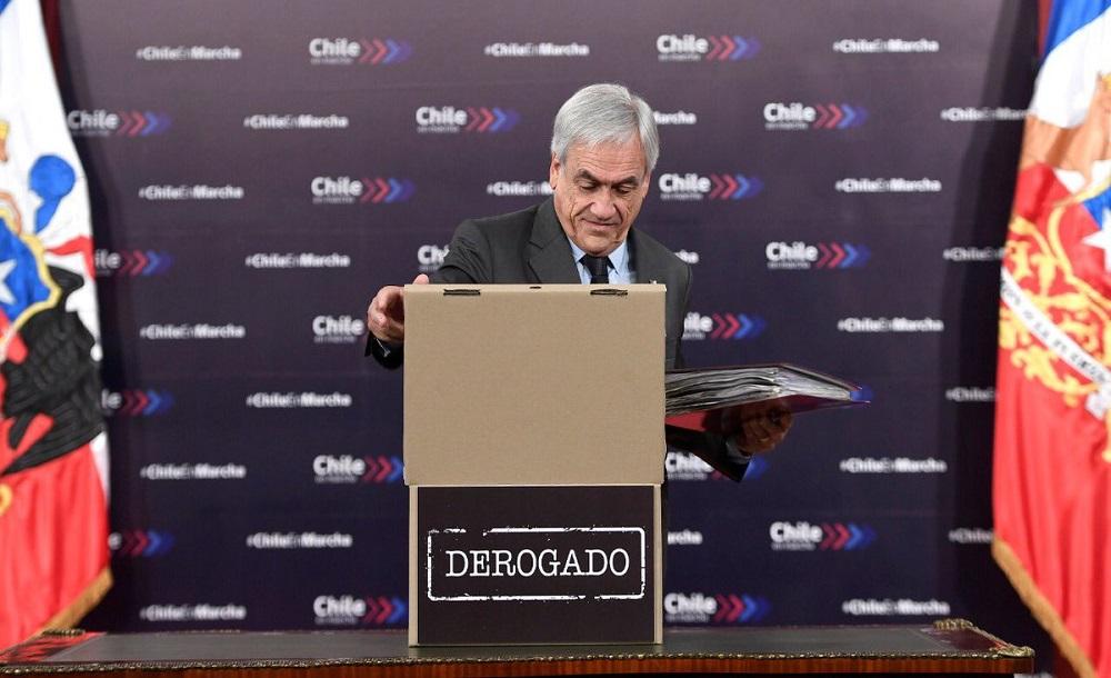 Éxodo en la Unasur: Chile inició el proceso formal para retirarse del bloque