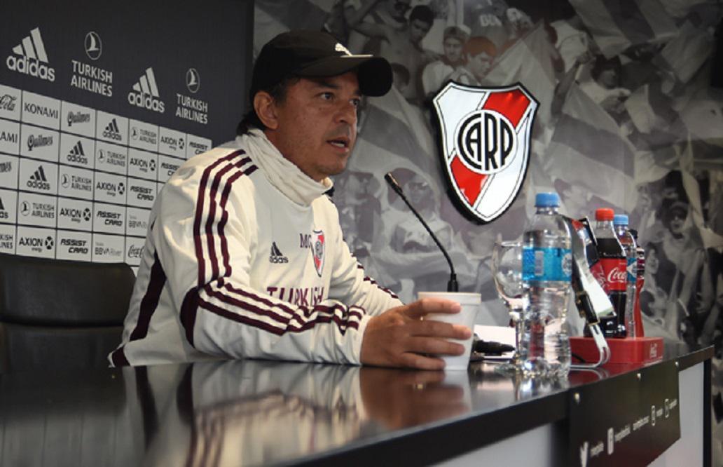 """""""Vamos a San Pablo a dar batalla"""", advirtió Marcelo Gallardo"""