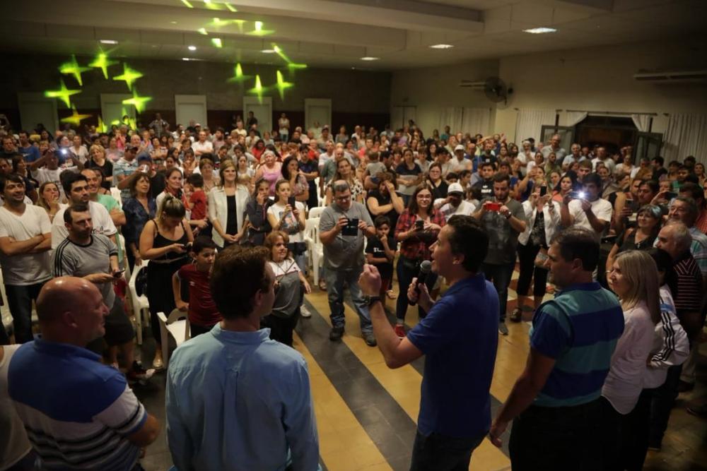 Calvo en Balneara 2019