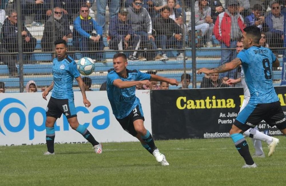 Belgrano iguala 1 a 1 ante Brown de Madryn buscando sumar puntos