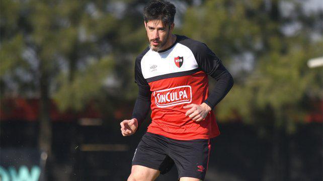 Pablo Pérez se lesionó y no estará en el partido ante Talleres