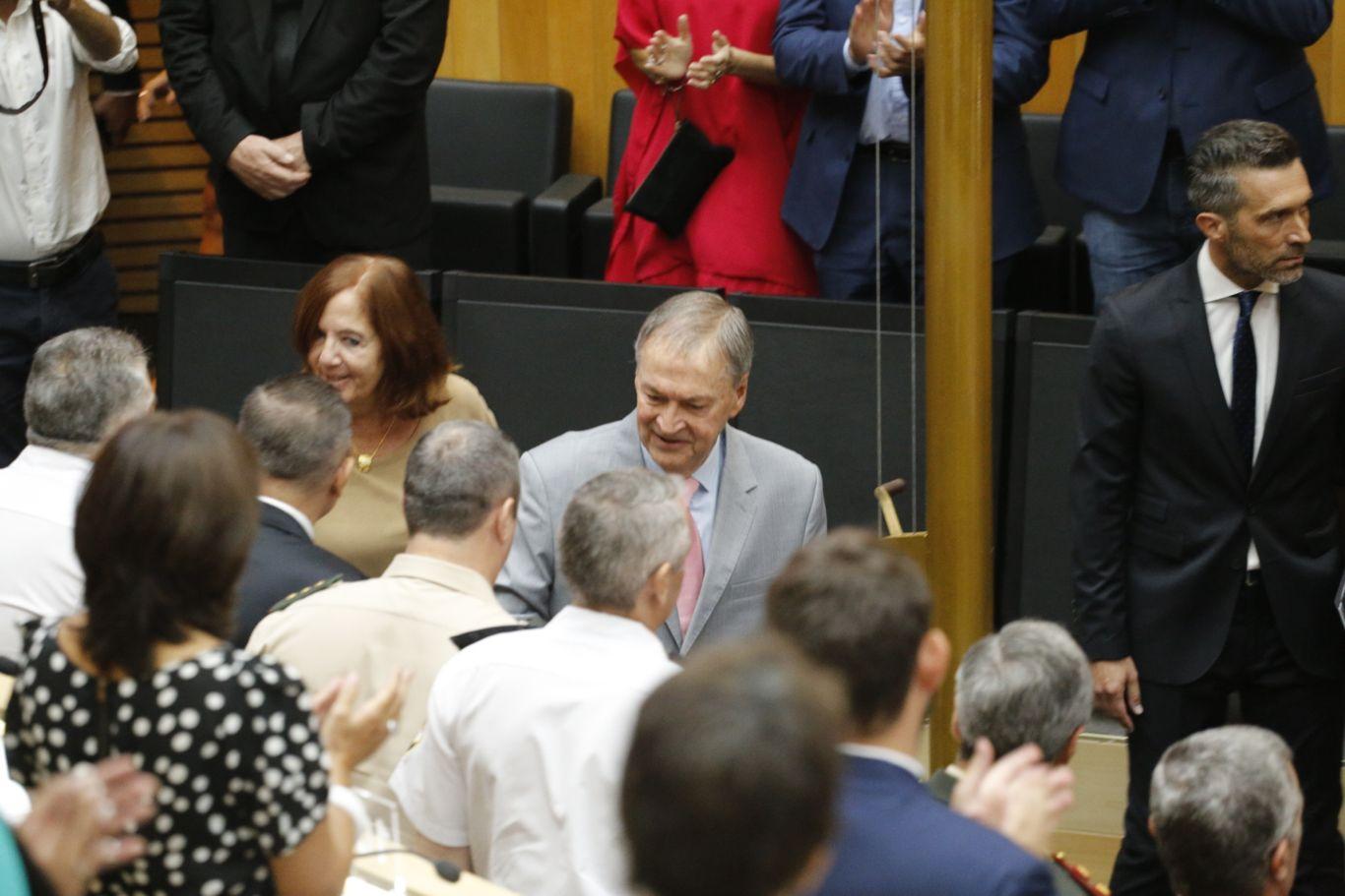Schisretti Legislatura inicio de sesiones 2020 by Imaz