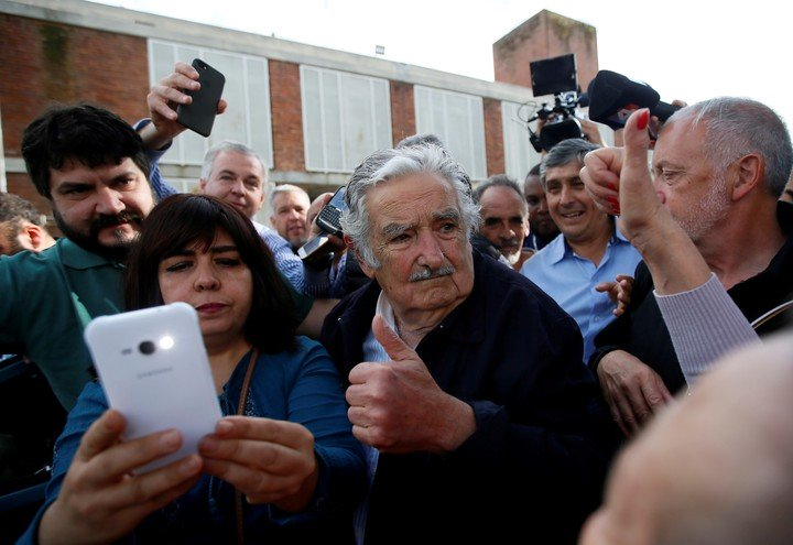 """Mujica contra la idea de atraer a empresarios: """"No quiero 100 mil cagadores argentinos"""""""
