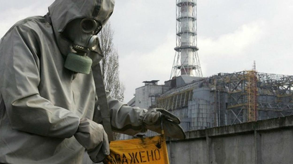 Chernobyl: abren sala de control con radiación 40 mil veces mayor a la normal
