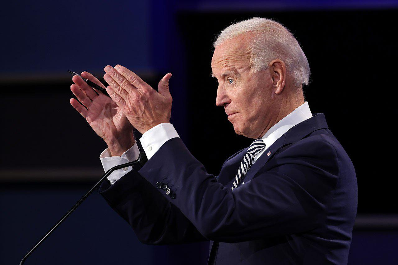 Biden by Getty Images