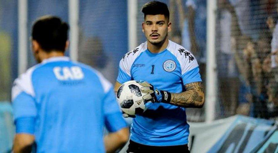 Belgrano y Lucas Acosta, a puro conflicto