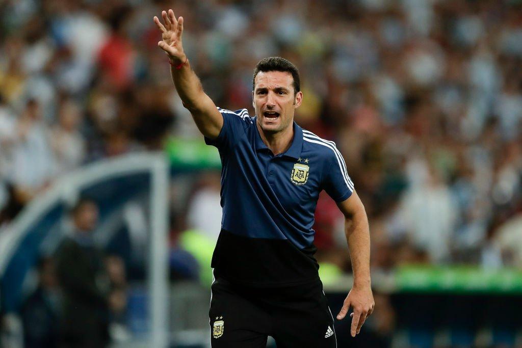 Sin Messi, Agüero ni Di Maria, esta es la nueva lista de Lionel Scaloni
