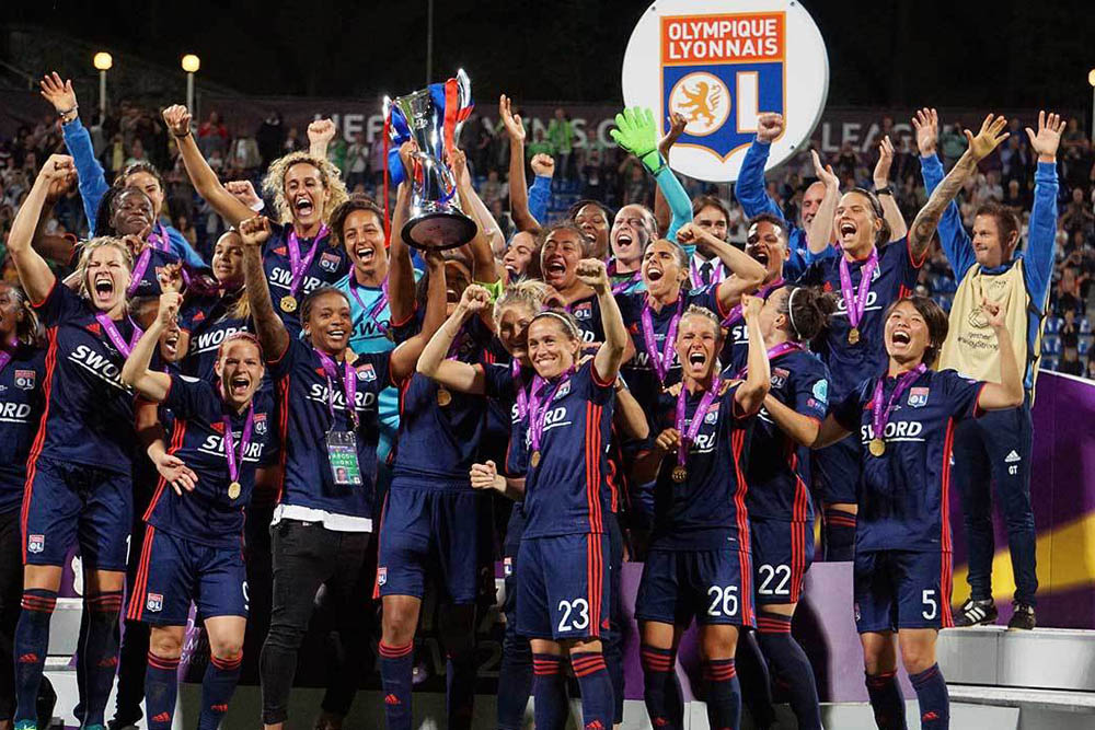 ¡El mejor equipo de fútbol del planeta!