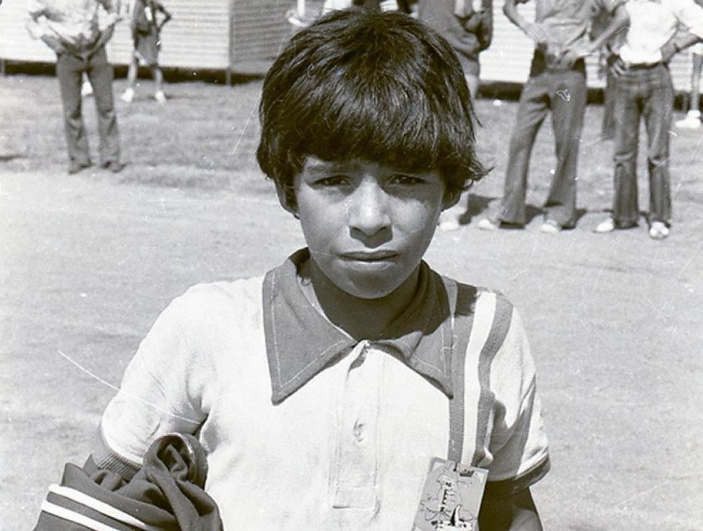 Maradona en El Potrero_02