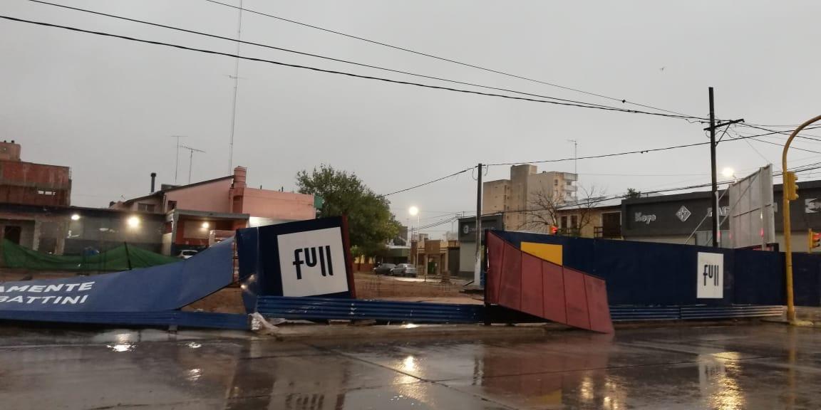 Temporal en Río Cuarto by Daniel Ramonell