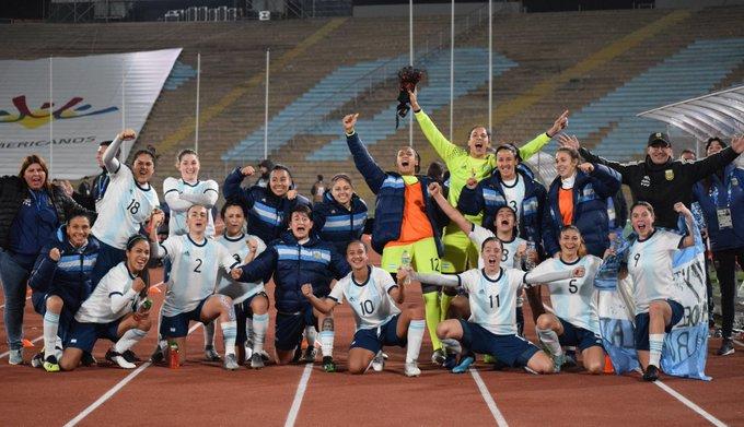 Otra vez Larroquette para el triunfo argentino en los Panamericanos