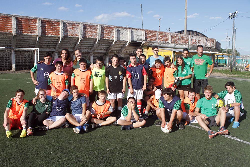 """Empate FC: una fundación que """"gana por goleada"""""""