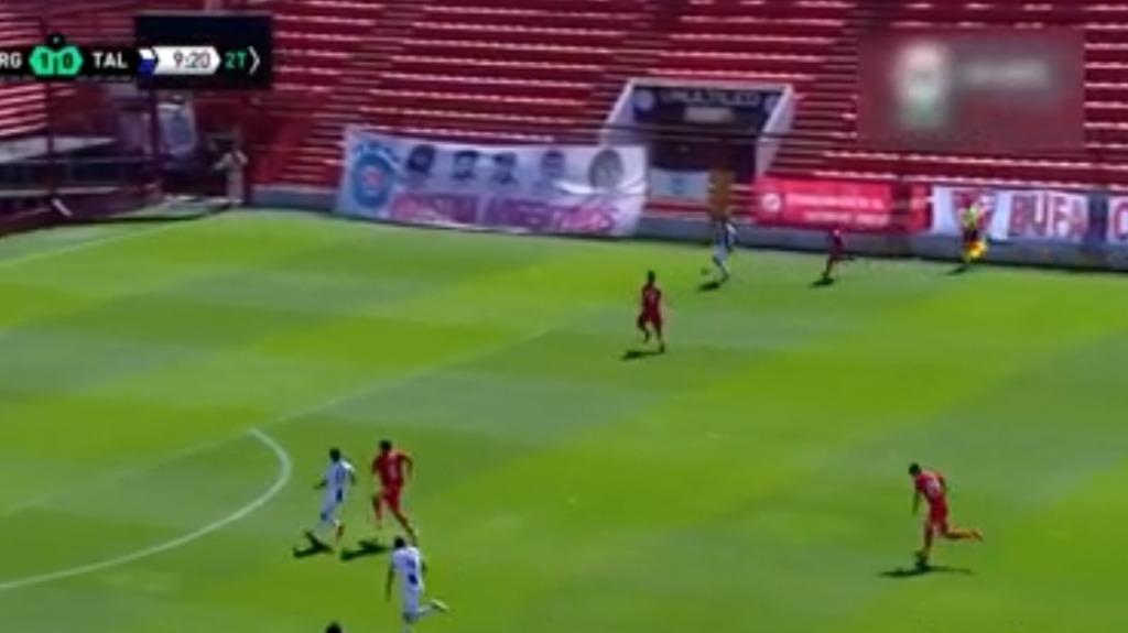 Talleres reaccionó y empató 2 a 2 contra Argentinos