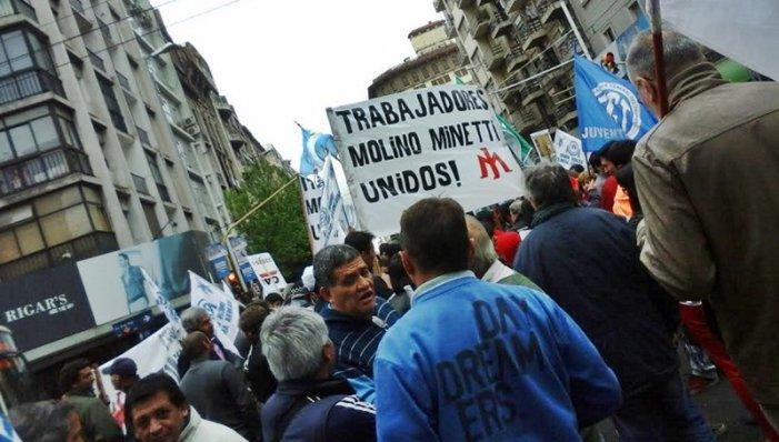 Trabajadores de Minetti se movilizarán en defensa de los derechos laborales