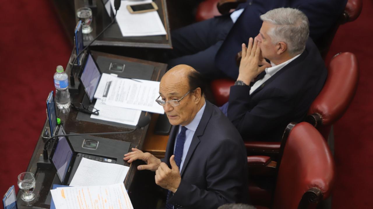 Oscar Gonzalez Prensa Legislatura
