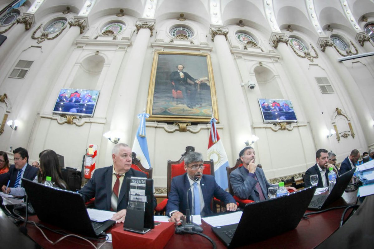 Legislatura by prensa Legislatura de Córdoba