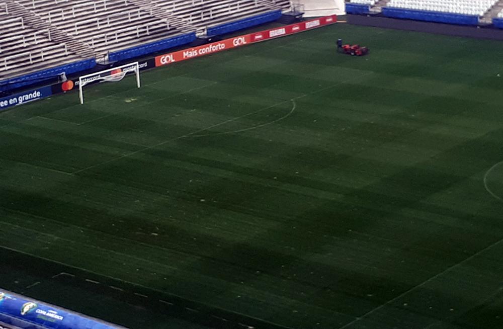 El Arena Do Corinthians, el ex Itaquerão donde Argentina fue feliz