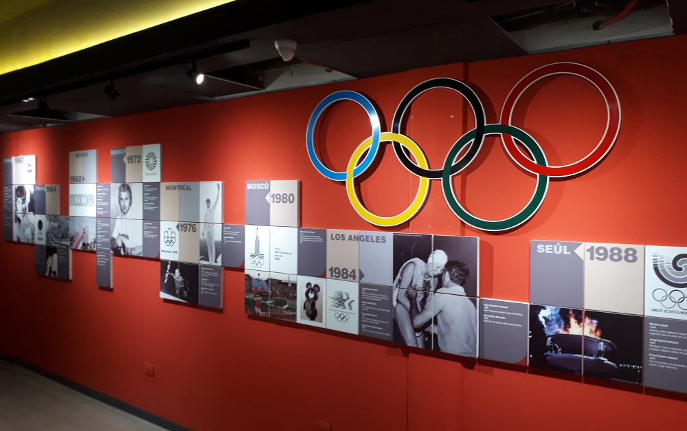 El museo del Deporte cordobés ya toma forma