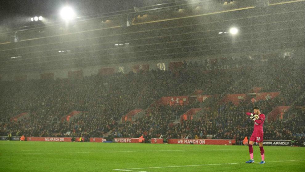 Tras goleada en contra, jugadores de Southampton donan parte del sueldo