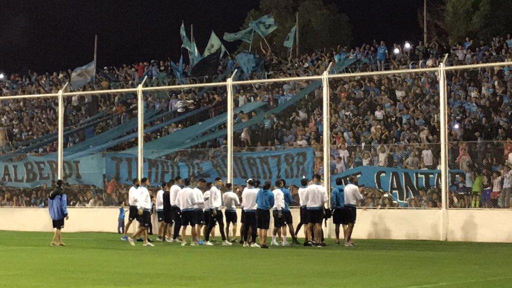 Belgrano se impuso 2 a 0 ante Gimnasia de La Plata