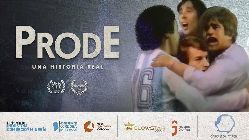 """Se estrena """"Prode"""", una aventura entre Racing y los pronósticos deportivos"""
