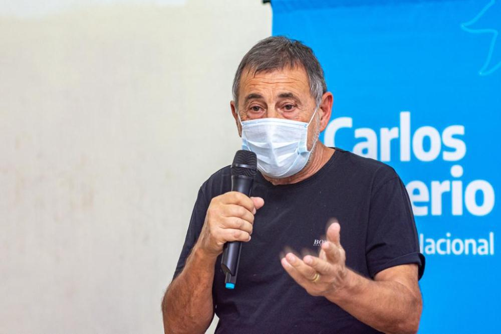 Carlos Caserio by Twitter Caserio