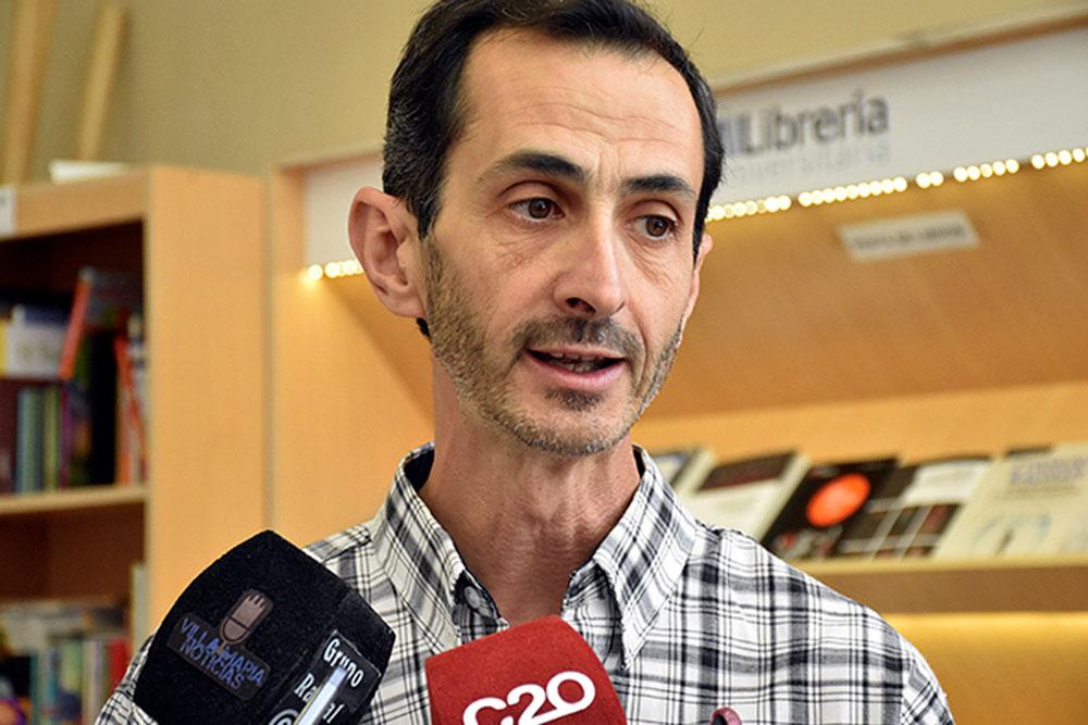 Diosnel Bouchet © El Diario Villa María