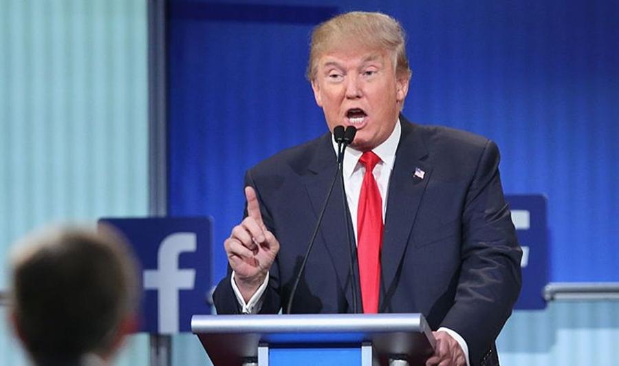 """Trump contra la caravana migratoria: """"El ejército de EE.UU los espera"""""""