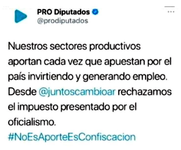 Tuit - JXC