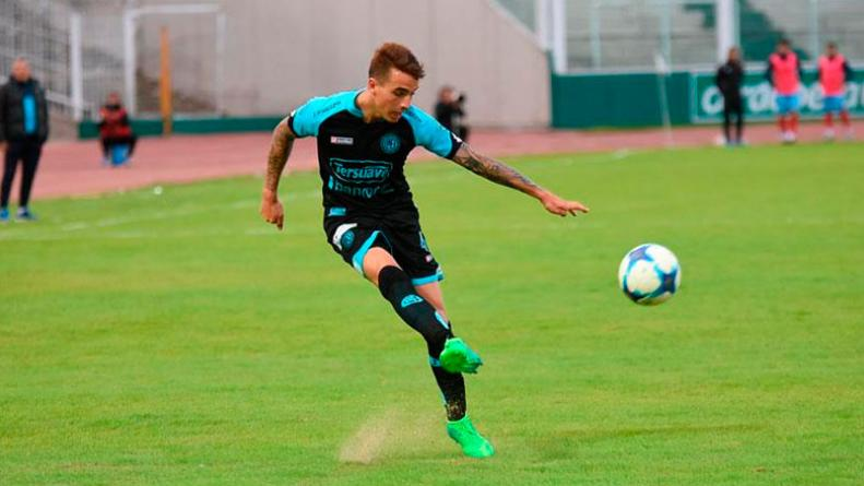 De Las Palmas a la Selección: Renzo Saravia dejó réditos en las arcas