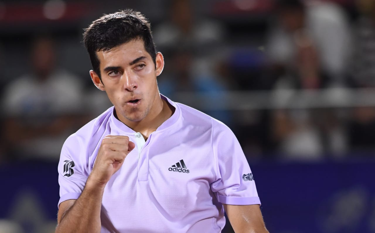 Córdoba Open: Garín venció a Schwartzman y es el nuevo campeón