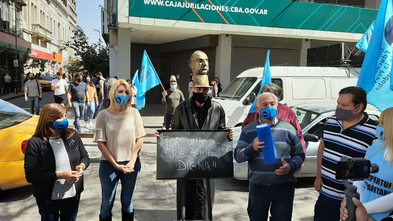 protesta docente 1 Facebook Uepc