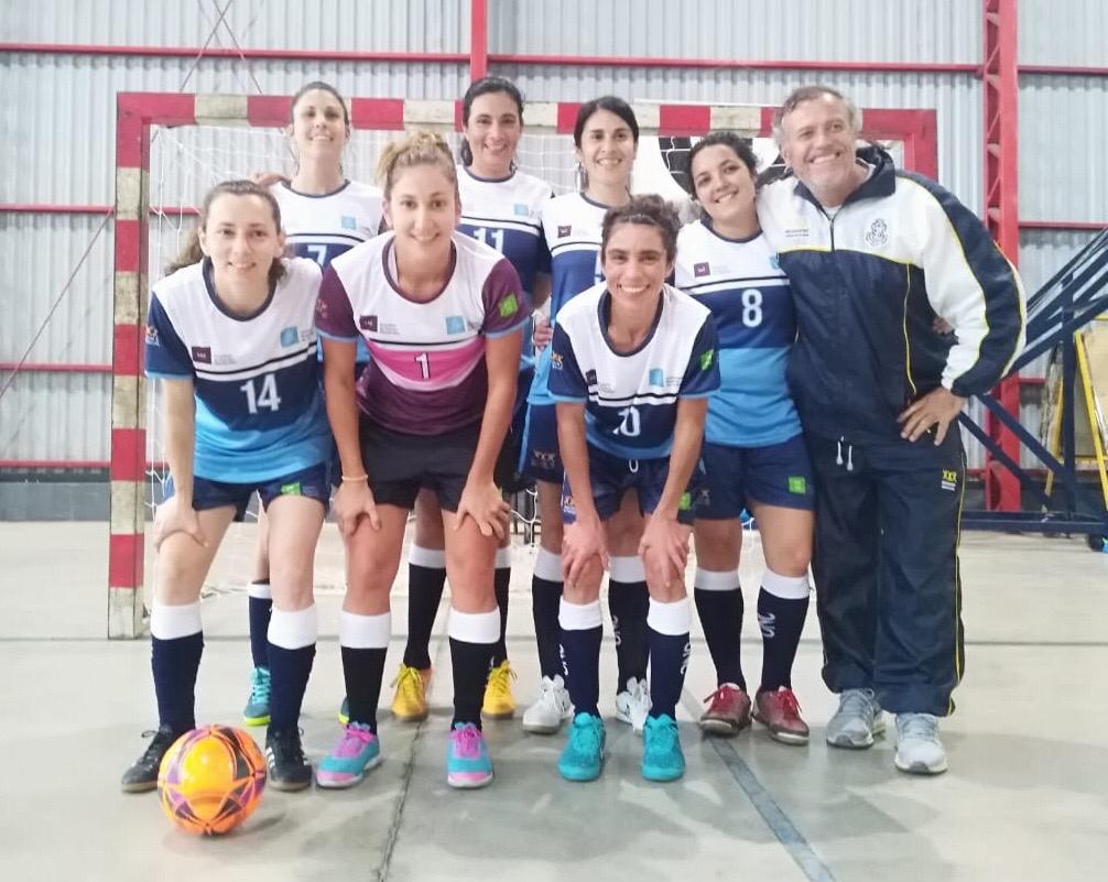 futsal femenino UNC