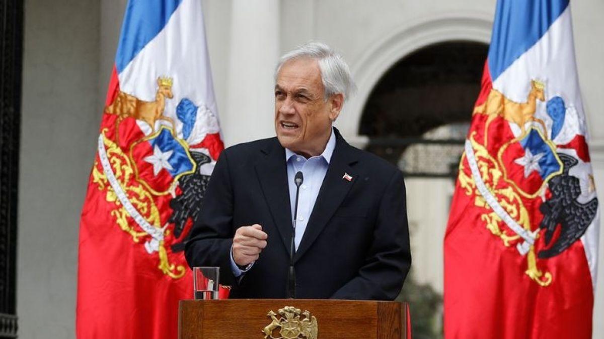 Chile: tras la masiva marcha, Piñera pidió la renuncia a todos sus ministros
