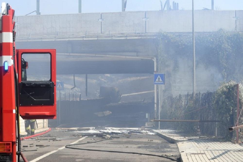 Italia: la explosión de un camión en Bolonia dejó al menos dos muertos