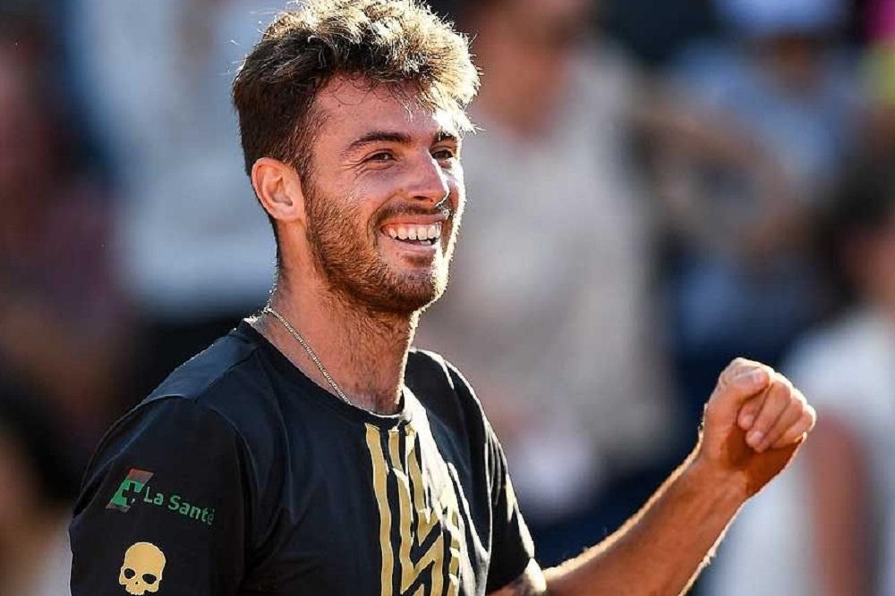 Londero avanzó a cuartos de final en el Challenger austríaco de Salzburgo