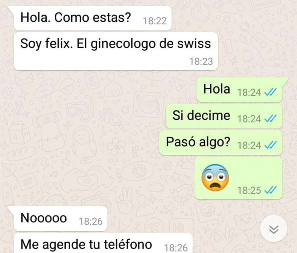 Swiss chat