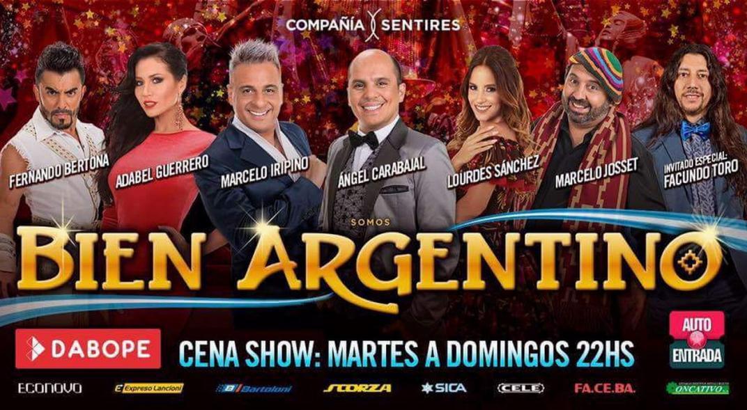 Afiche Bien Argentino