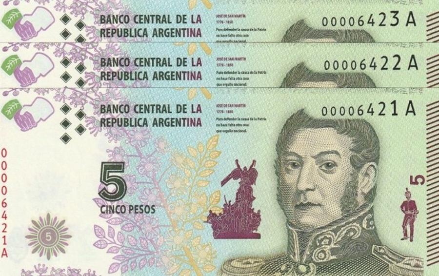 En Córdoba también piden postergar la salida de circulación del billete de $5