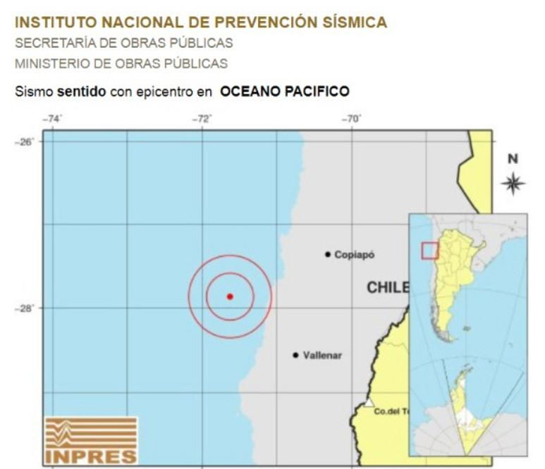 sismo chile by captura