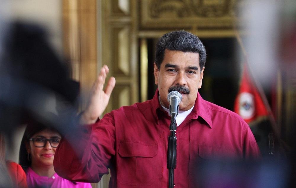"Antes de asumir, Maduro calificó a Macri como el ""destructor de la Argentina"""