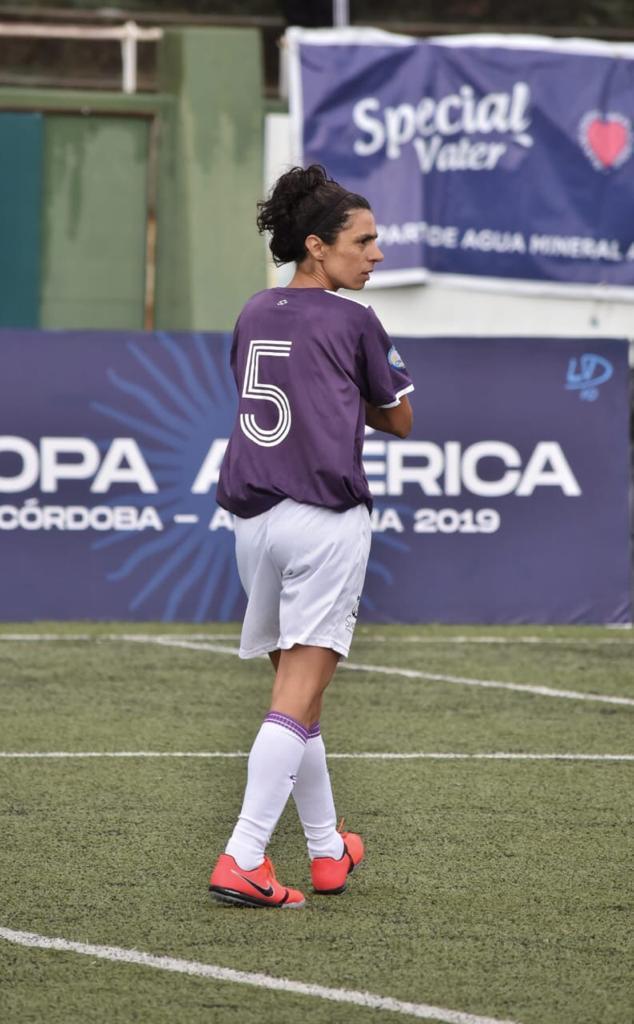Nana Magliano futbol femenino