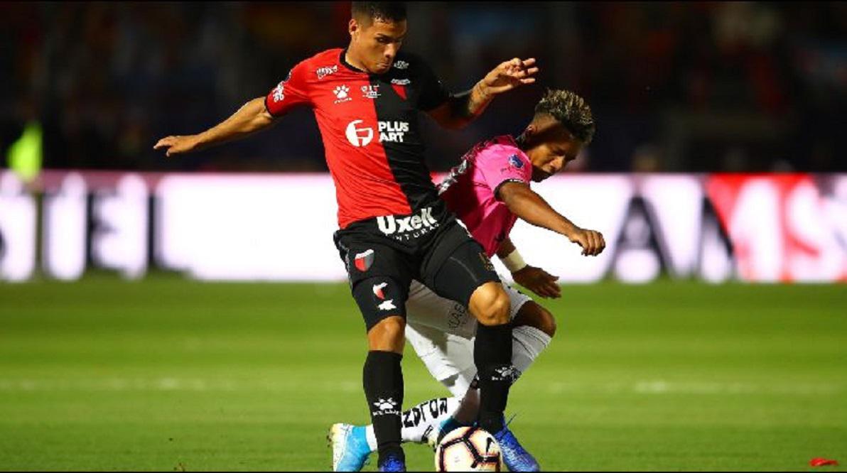 """En Colón, hablan de """"deslealtad"""" de Talleres, por el caso Vigo"""