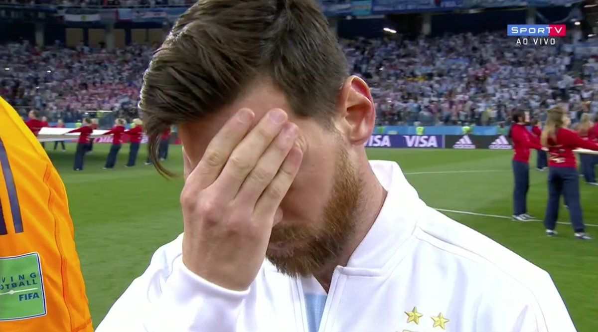 ¿Cómo calificaron los diversos medios argentinos la actuación de Messi?