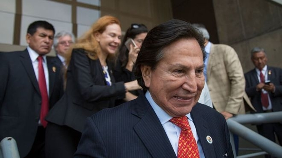 Detuvieron al ex presidente de Perú Alejandro Toledo